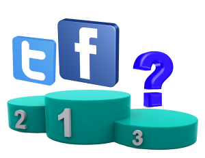 Facebook wins over twitter in small business Social Media marketing